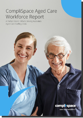 Aged Care Workforce Report Cover