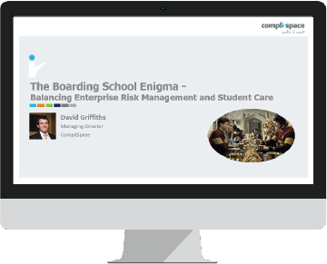 The Boarding School Enigma – Balancing Enterprise Risk Management and Student Care