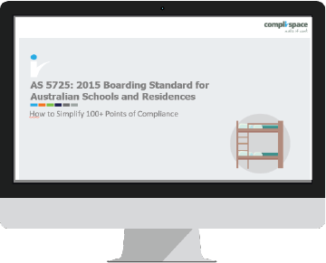 AS 5725: 2015 Boarding Standard for Australian Schools and Residences