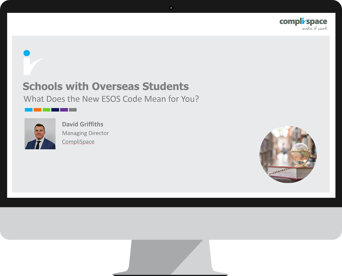 Overseas Students Webinar