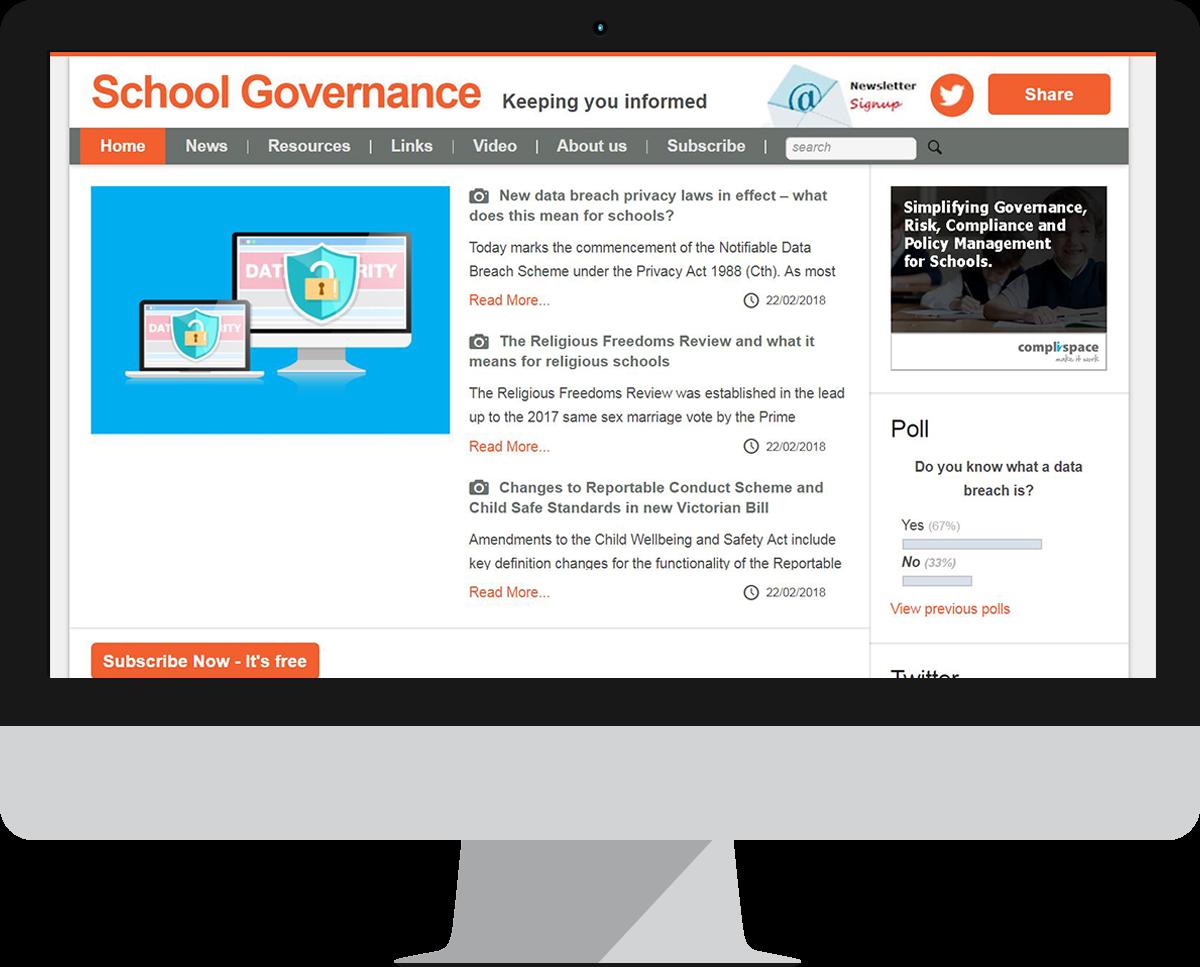 School Governance Article
